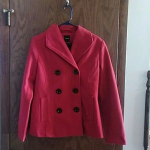 New Womens Rampage Peacoat